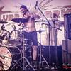 Jorg Vandamme  - Turbowarrior of Steel @ Headbanger's Balls Fest - 't Sok - Kachtem - West-Vlaanderen