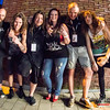 HBB Team & Evil Invaders @ Headbanger's Balls Fest - 't Sok - Kachtem - West-Vlaanderen