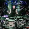 Wouter Debonnet op elektronische Drum-Tec Pro Series opstelling - Dyscordia @ Dyscordia Fanbase dag - Hoeve Vandewalle - Kuurne - W-VL