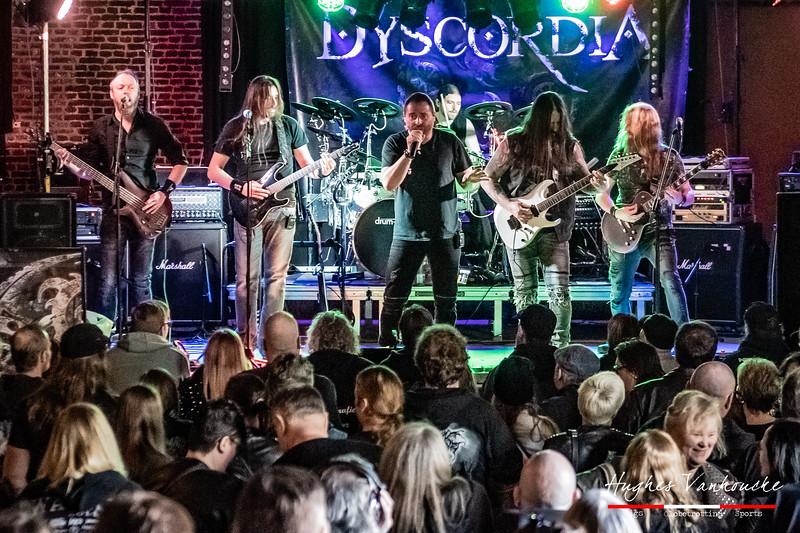 Dyscordia @ Dyscordia Fanbase dag - Hoeve Vandewalle - Kuurne - W-VL
