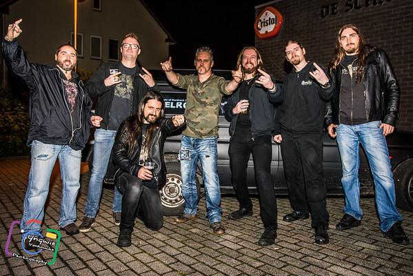 Dyscordia @ Rebelrock 2015 - Boxberg - Limburg