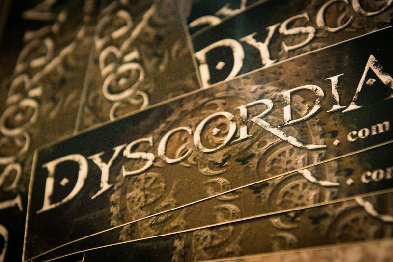 Dyscordia @ Skullfest - Wervik<br /> 15.06.'13