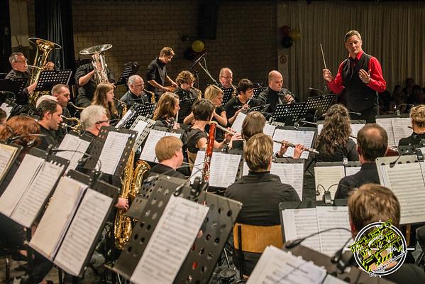 Harmonie Sint-Cecilia Geluwe - Verdammt Ich Lieb' Dich