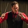 Dirigent Geert Versavel -  Verdammt Ich Lieb' Dich - Harmonie Sint-Cecilia - CC Ter Linde - Geluwe