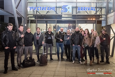 Met Thurisaz naar November's Doom Days @ Live & Loud - Sofia - Bulgarije.