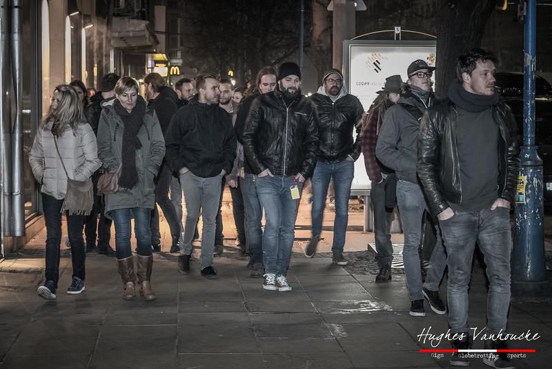 A night on the town @ Sofia - Bulgarije