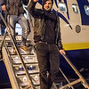 "Drummer Pepijn ""Pino"" De Raeymaecker @ Sofia Airport - Sofia - Bulgarije"