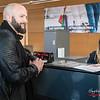 Frontman Peter Theuwen verovert het hart van een Ryanair hostess @ Charleroi Brussels South Airport - Charleroi - Henegouwen