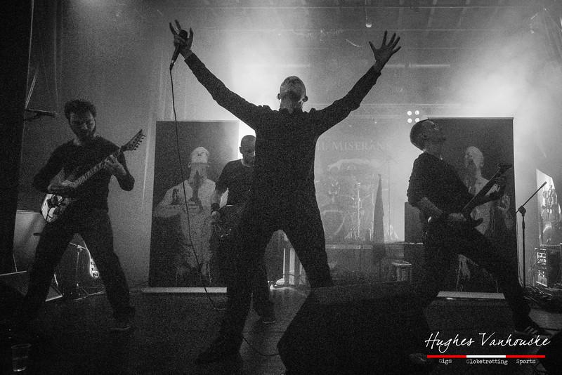 Nil Miserans @ Club de B - Torhout - België/Belgium