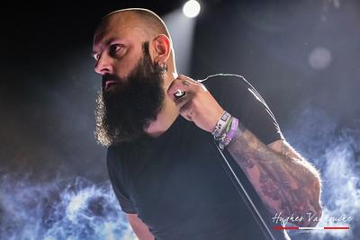 Off The Cross (Antwerpen) @ Epic Metal Fest - 013 - Tilburg - Nederland