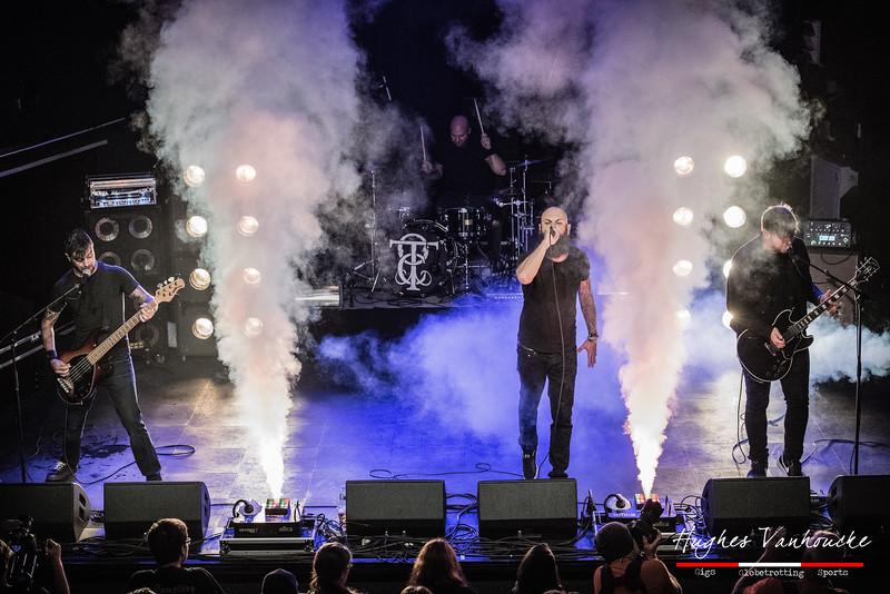 Off The Cross @ Epic Metal Fest - 013 - Tilburg - Nederland