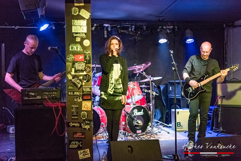 Shaddocks (Poperinge) @ De Verlichte Geest - Roeselare - WVL - incakola