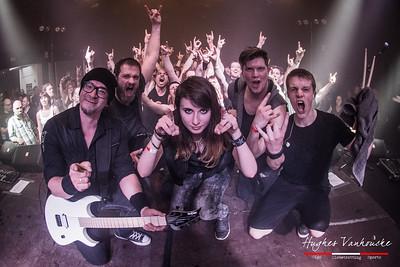 Spoil Engine @ Headbanger's Balls Fest - 't Sok - Kachtem - West-Vlaanderen