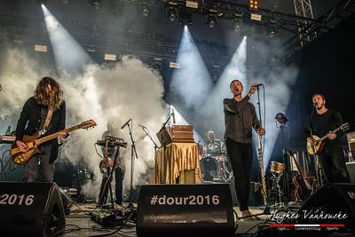 The Black Heart Rebellion @ Dour Festival 2016 - Plaine de la Machine à Feu -  Dour - Hainaut/Henegouwen - Belgium/Bélgica
