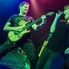 Erik Vanhauwaert & Claudia Michelutti (Valkyre) @ Metal for MS - Rondpunt 26 - Genk