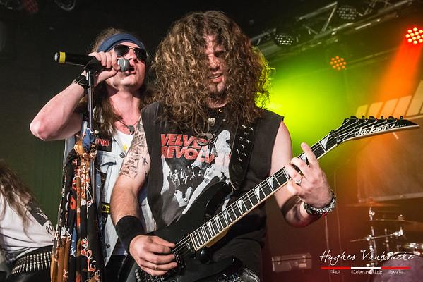 Wildheart @ Headbanger's Balls Fest - 't Sok - Kachtem - West-Vlaanderen
