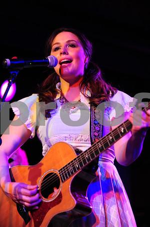 Sara Petite Circus Comes to Town CD Release