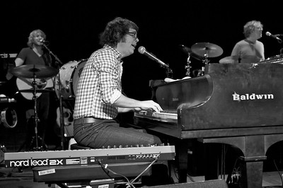 Ben Folds performs at Bogarts on Wednesday