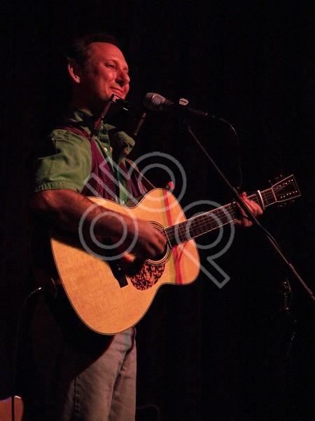 Ben Livingston at Cactus Cafe 07-24-2010