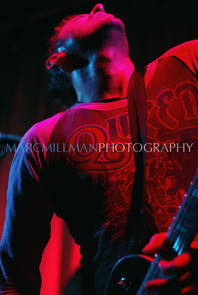 Young man ripping<br /> <br /> Bernard Fowler @ Canal Room (Tue 5/25/10)
