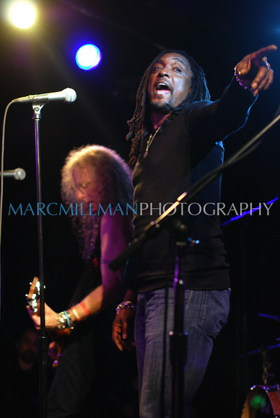 Tonight there's gonna be a Jailbreak!!!<br /> <br /> Bernard Fowler @ Canal Room (Tue 5/25/10)