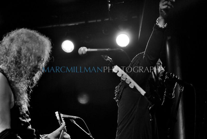 Feelin' Mick<br /> <br /> Bernard Fowler @ Canal Room (Tue 5/25/10)