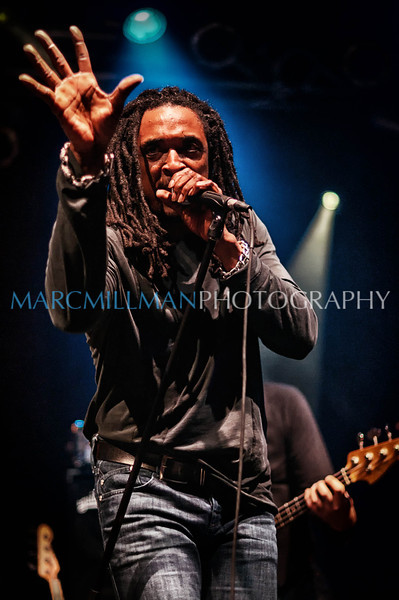 It's Just A Shot Away<br /> <br /> Bernard Fowler @ Highline Ballroom (Tue 5/24/11)