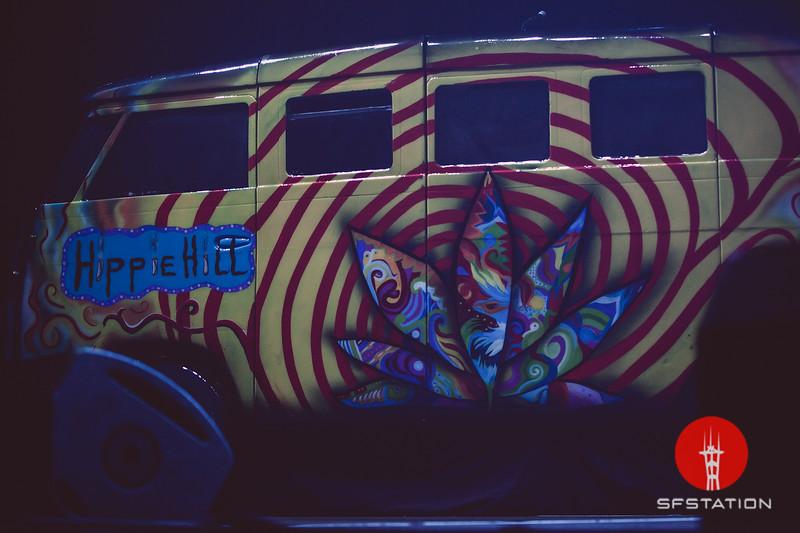 Berner Presents: Hippie Hill, Apr 20, 2016 at Bill Graham Civic Auditorium