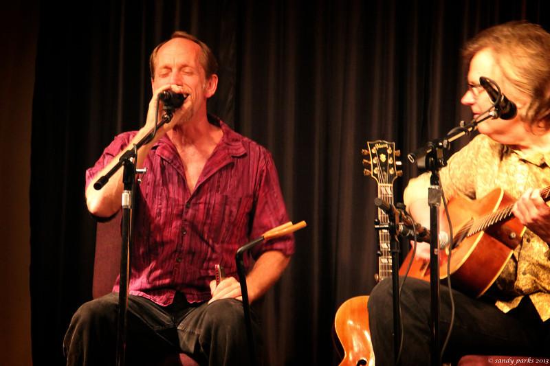 Ray Cohen and Bert Carlson