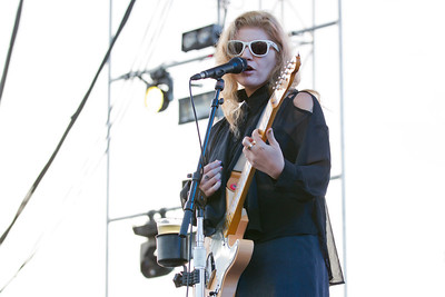 Best Coast, 10/14/2012, Treasure Island Music Festival, San Francisco