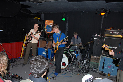 British Sea Power, Hoboken, 2007