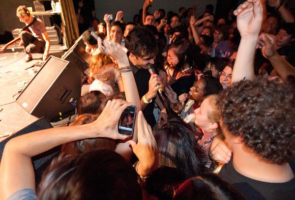 Voxtrot, Bowery Ballroom, June 25 2010
