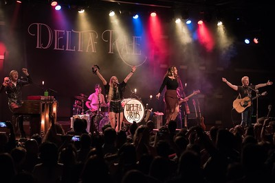 DELTA RAE AT THE WORLD CAFE IN PHILADELPHIA