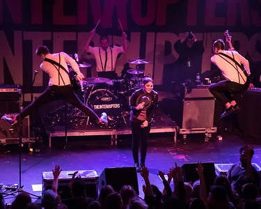 THE INTERRUPTERS AT THE TLA