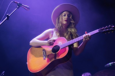 MARGO PRICE AT THE BB&T PAVILION IN CAMDEN, NJ