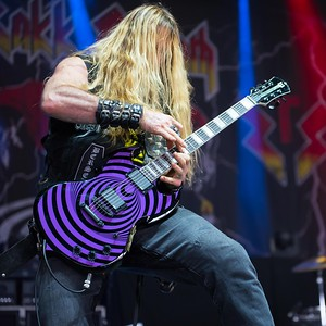 ZAKK SABBATH AT THE WMMR BBQ AT THE BB&T PAVILION IN CAMDEN, NJ
