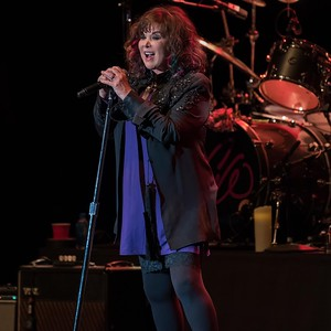 ANN WILSON OF HEART AT THE KESWICK THEATER