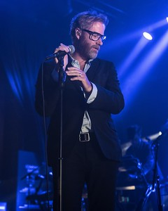 THE NATIONAL DEBUT THEIR NEW ALBUM IN ITS ENTIRETY-UNION TRANSFER, PHILADELPHIA