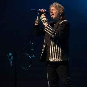 JON ANDERSON WITH YES AT THE KIMMEL CENTER IN PHILADELPHIA