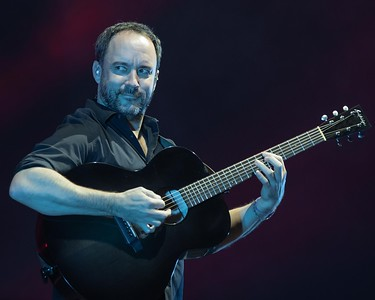 Dave Matthews at the Wells Fargo Center in Philadelphia