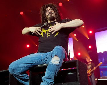 COUNTING CROWS AT THE BB&T PAVILION