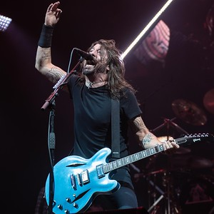 The  Foo Fighters at the BB&T Pavilion