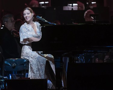 Sara  McLachlan at The Met