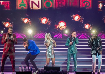 Pentatonix at The Met