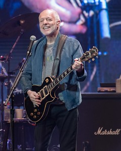 Peter Frampton at The Met
