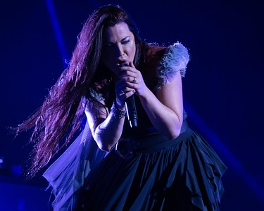 Evanescence at the BB&T Pavilion