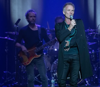 Sting at the Met