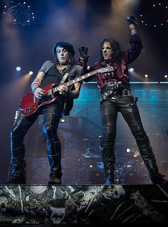 Alice Cooper at the BB&T Pavilion