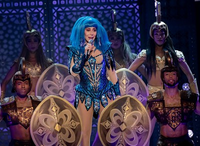 Cher at the Wells Fargo Center 2019