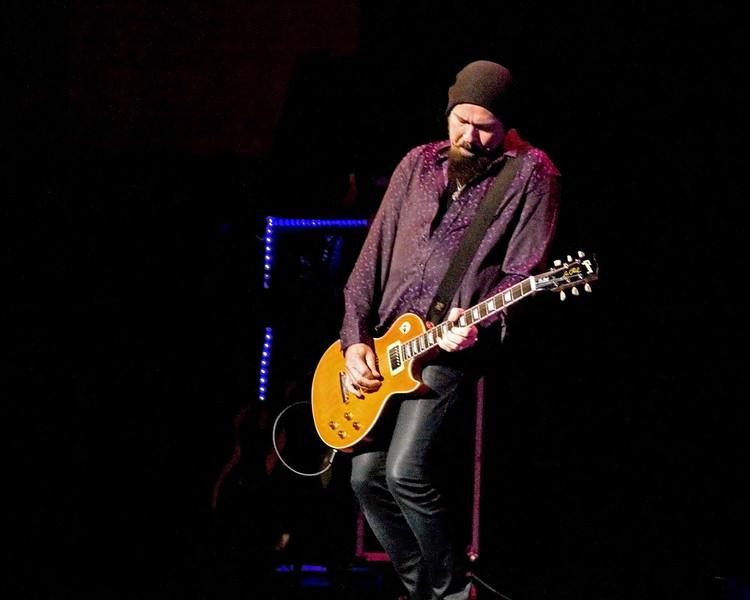 Guitarist Jon Nichols from the Beth Hart Band